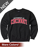 University of Cincinnati Crewneck Sweatshirt