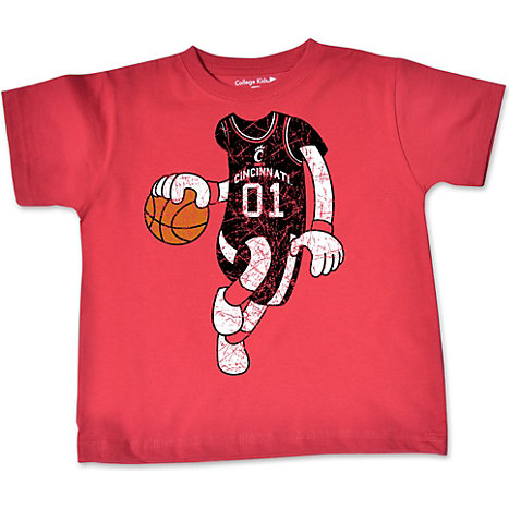 Product: University of Cincinnati Basketball Toddler T-Shirt