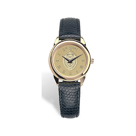 Product: Women's Black Leather Watch