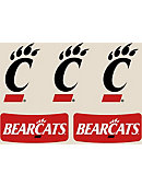 University of Cincinnati Bearcats Body Decal