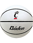 University of Cincinnati Autographable Official Size Basketball