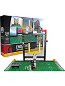 University of Cincinnati 106 Piece Endzone Football Set
