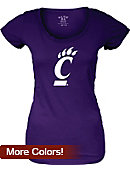 University of Cincinnati Women's Scoopneck T-Shirt