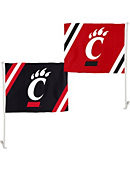 University of Cincinnati 11'' x 15'' Car Flag
