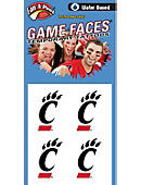 University of Cincinnati Tattoo 4-Pack
