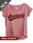 University of Cincinnati Women's Amelia T-Shirt