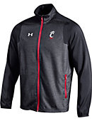 University of Cincinnati Bearcats Full Zip Ace Warm-Up Jacket
