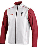 University of Cincinnati Bearcats Football Nippert Stadium 100 Years Full-Zip Jacket 3XL