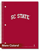 South Carolina State University Notebook 80-Sheet