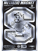 South Carolina State University Bulldogs 3' x 4' Magnet