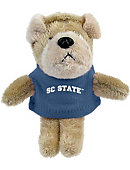 South Carolina State University Plush Magnet