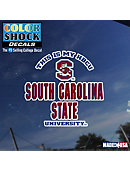 South Carolina State University This is my HBCU Decal