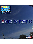 SC State Strip Decal