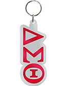 South Carolina State University Delta Sigma Theta Keychain