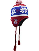 South Carolina State University Bulldogs Knit Pom Cap