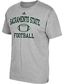 Sacramento State Football Short Sleeve T-Shirt Extended Sizes
