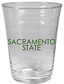 Sacramento State 16 oz. Glass Party Cup
