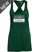 Sacramento State Women's Swing Tank Top