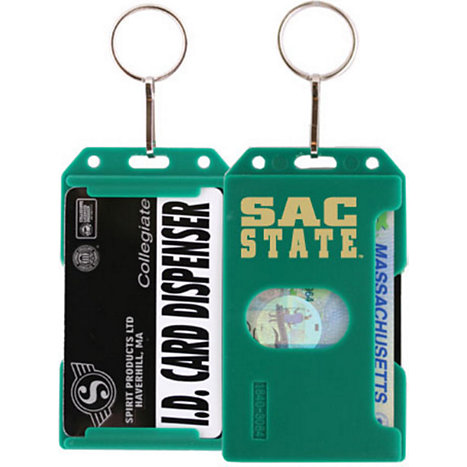 Product: Sacramento State ID Card Dispenser