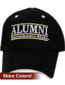 Sacramento State Stretch Adjustable Alumni Cap