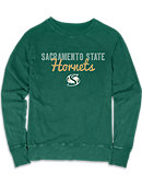 Sacramento State Women's Slim Fit Long Sleeve Crew