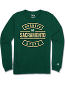 Sacramento State Athletic Fit Long Sleeve T-Shirt
