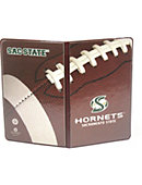 Sacramento State 5'' x 8'' Football Mini Pad Holder