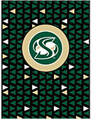 Sacramento State Pocket Folder 4Pk