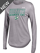 Sacramento State Women's Charged Cotton Long Sleeve T-Shirt