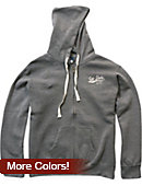 Sacramento State Women's Full-Zip Hooded Sweatshirt