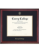 Curry College 8.5'' x 11'' Classic Diploma Frame