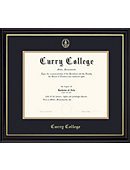 Curry College 8.5 in. x 11 in. Diploma Frame