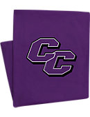 Curry College Colonels Blanket