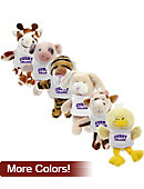 Curry College Plush Magnet