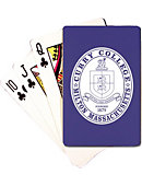 Curry College Playing Cards