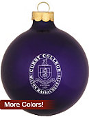 Curry College Ornament Ball