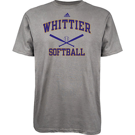 Product: Whittier College Softball T-Shirt
