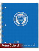 Emmanuel College 100 Sheet One-Subject Notebook