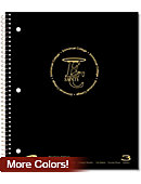 Emmanuel College 120 Sheet 3 Subject Notebook