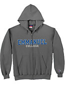 Emmanuel College Full-Zip Hooded Sweatshirt