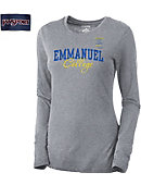 Emmanuel College Saints Women's Long Sleeve T-Shirt