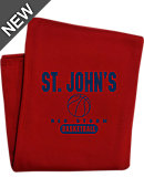 St. John's University Red Storm Basketball Blanket