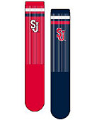 St. John's University Women's Mismatch Socks