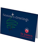 St. John's University Holiday Greeting Cards 10-Pack