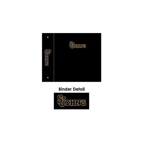 Product: BINDER 2' VINYL 1C/BLACK/