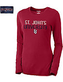 St. John's University Red Storm Women's Long Sleeve T-Shirt