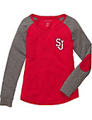 St. John's University Women's Long Sleeve T-Shirt