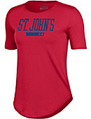 St. John's University Red Storm Women's Charged Cotton T-Shirt