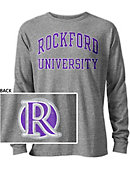 Rockford University Regents Long Sleeve Victory Falls T-Shirt