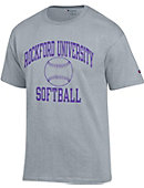 Rockford University Softball T-Shirt